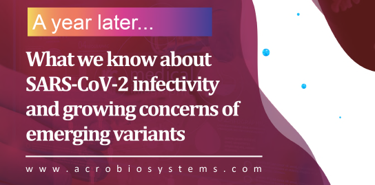 A year later: What we know about SARS-CoV-2 infectivity and growing concerns of emerging variants