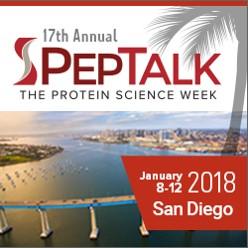 17th PepTalk: The Protein Science Week