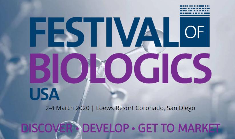 Festival of Biologics USA