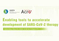 bioSeedin webinar - Enabling tools to accelerate development of SARS-CoV-2 therapy