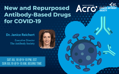 New and repurposed antibody-based drugs for COVID-19