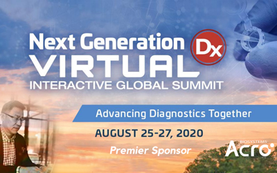 Next Generation Dx Virtual Interactive Global Summit 2020