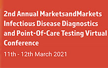 2nd Annual Infectious Disease Diagnostics and Point-Of-Care Testing
