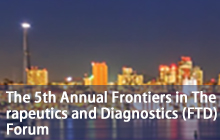 The 5th Annual Frontiers in Therapeutics and Diagnostics (FTD) Forum