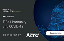 Free Webinar: T-Cell Immunity and COVID-19