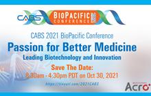 2021 Bio-Pacific Conference